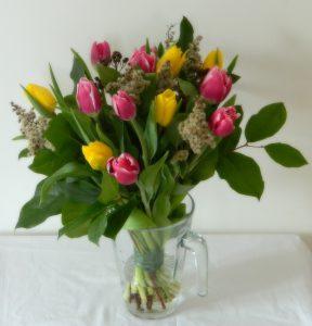 kwiaty dla Babci 2