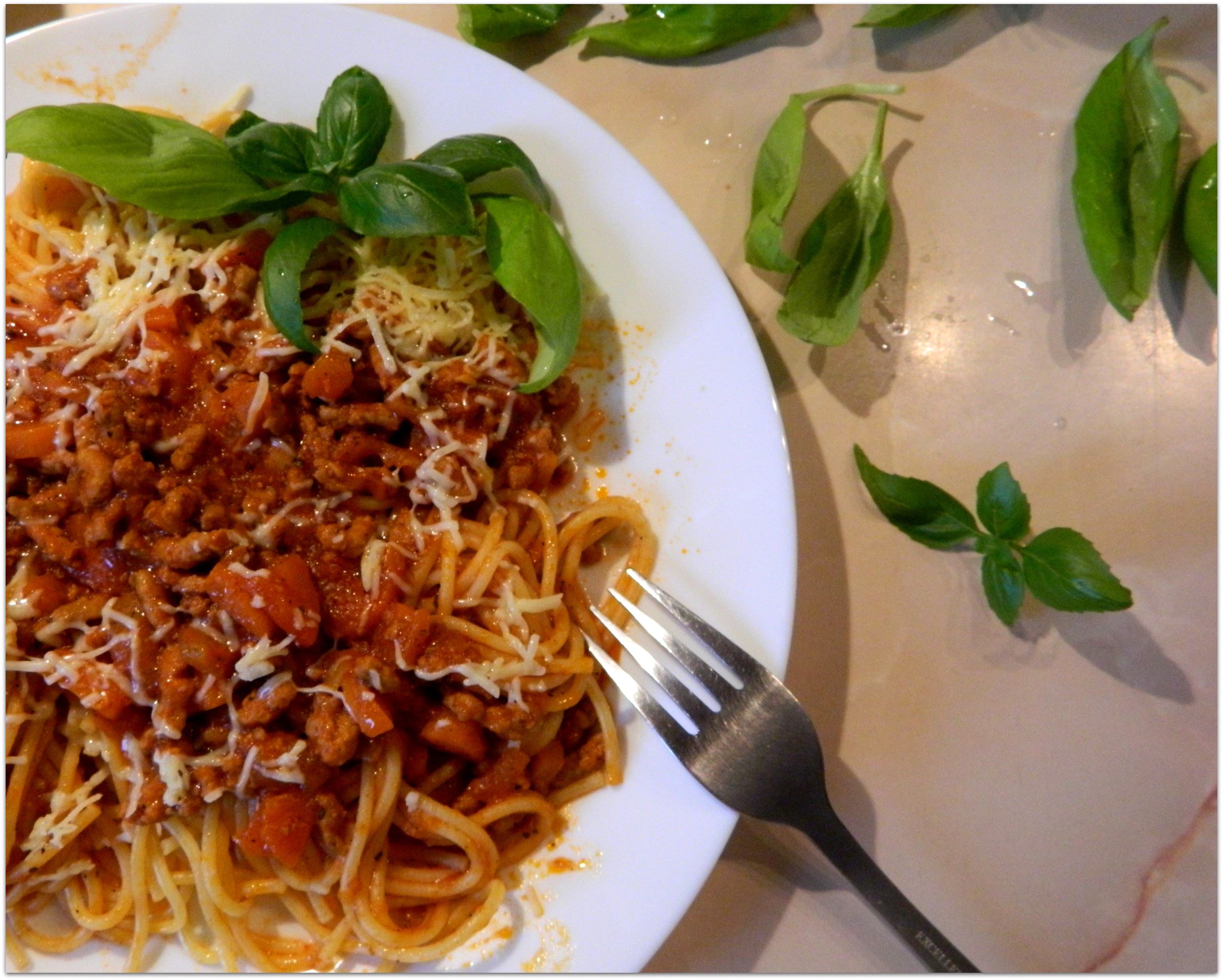 Zróbmy sobie spaghetti