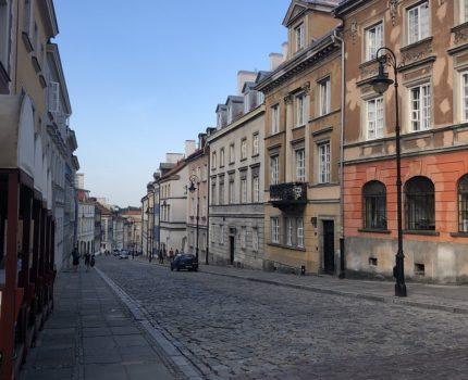 100 słów o Warszawie…